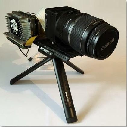 NVIDIA Jetson TX2 with Camera